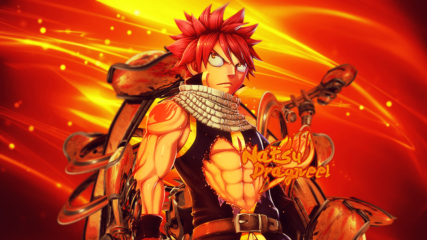 Natsu Dragneel Fairy Tail Wallpapers - Wallpaper Cave