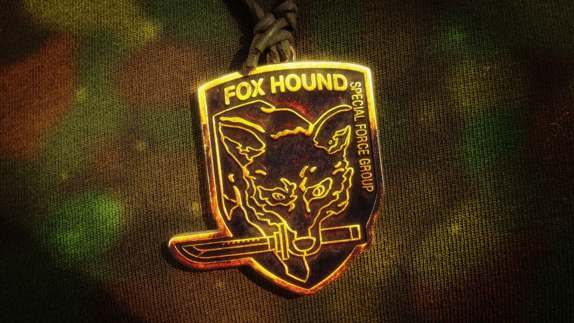 Hound Pendant Camo Wallpapers by nxsvinyard