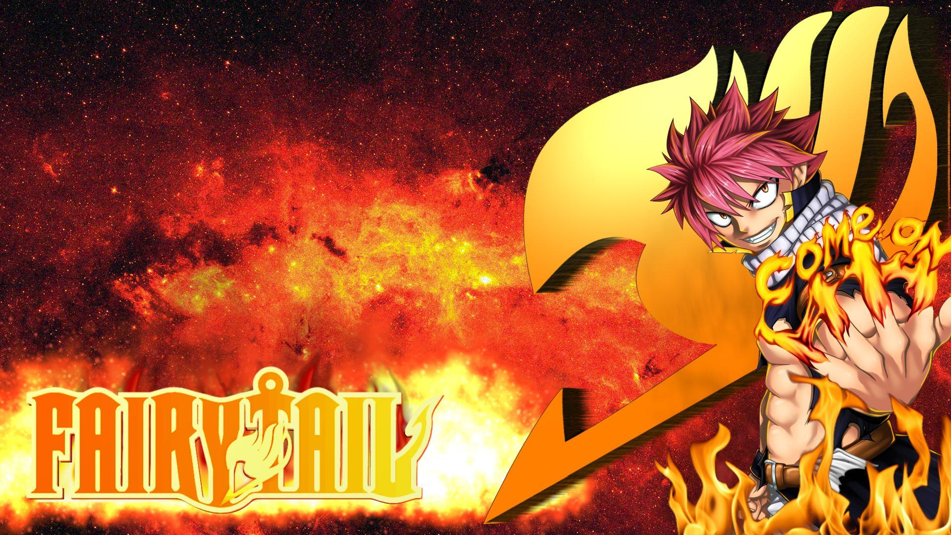 Fairy Tail Wallpapers Natsu - Wallpaper Cave