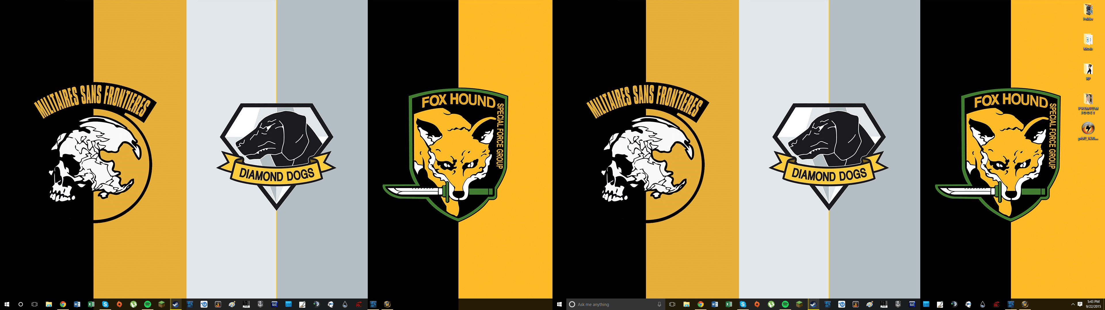 Wallpapers Hd Foxhound