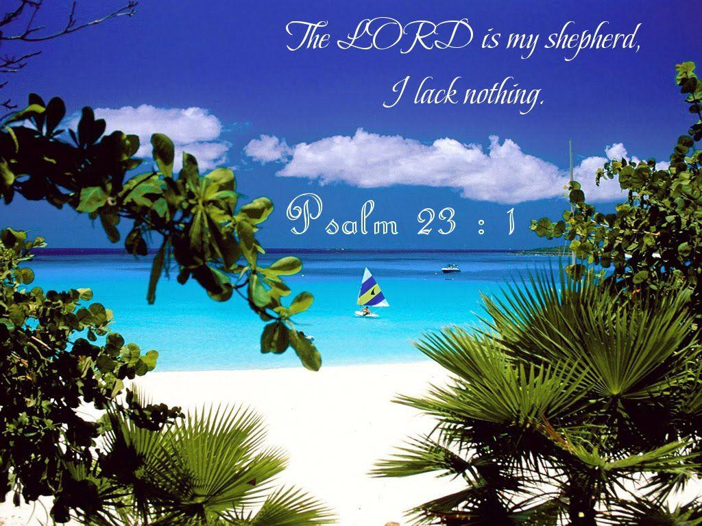 Psalm 23 1 Wallpapers Wallpaper Cave