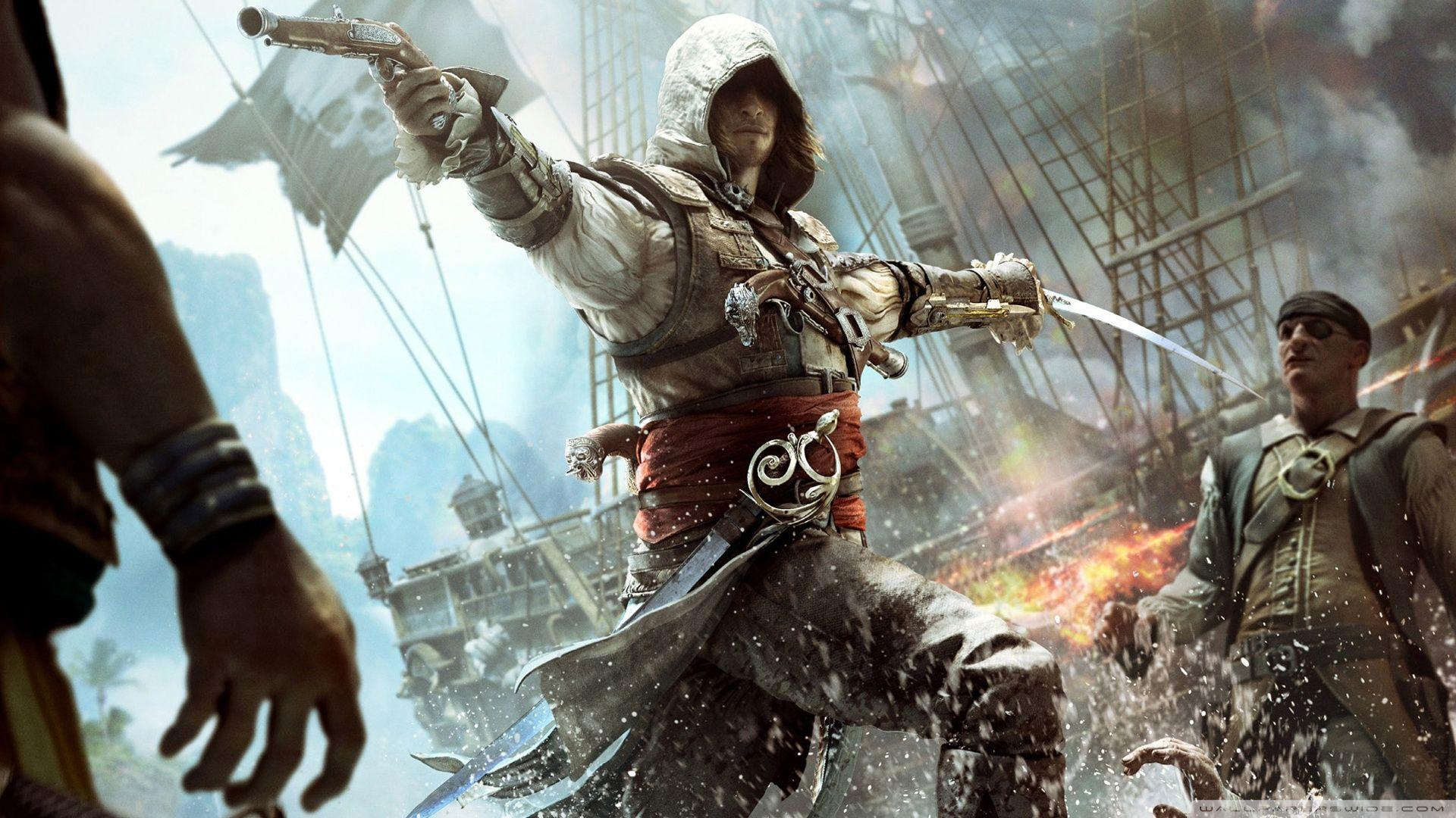Edward Kenway Wallpapers Wallpaper Cave