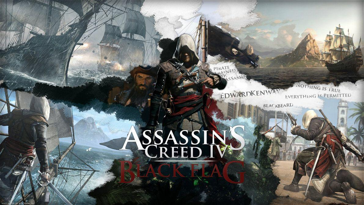 Assassin S Creed Iv Wallpapers Wallpaper Cave