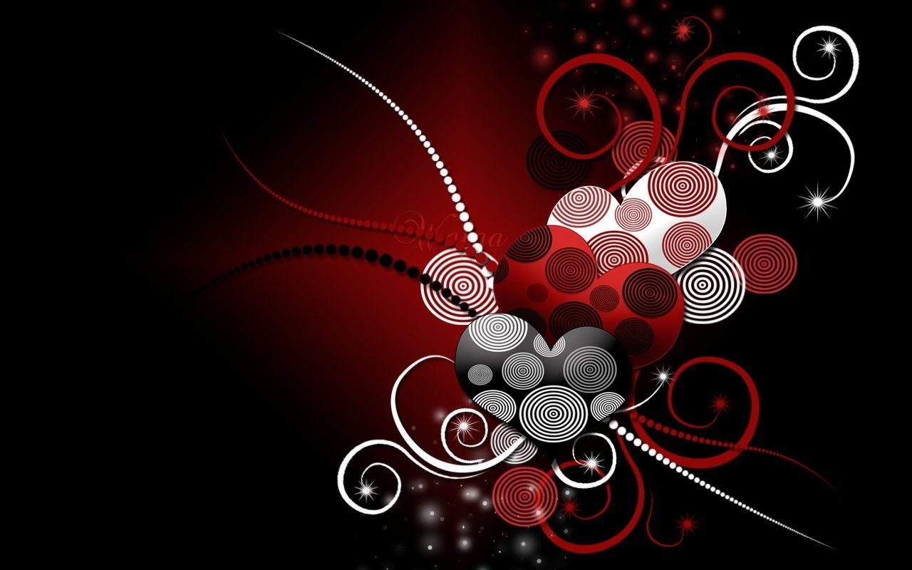 Book Heart Love Page Art Light Abstract Wallpaper