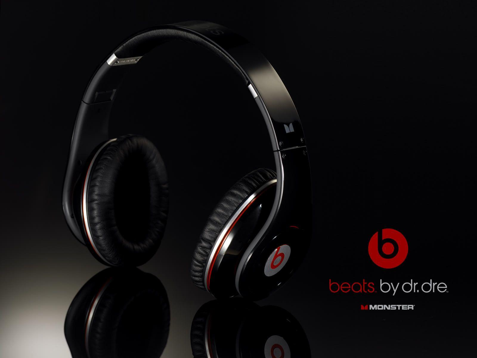 Beats By Dr Dre Headphone Wallpapers Wallpaper Cave