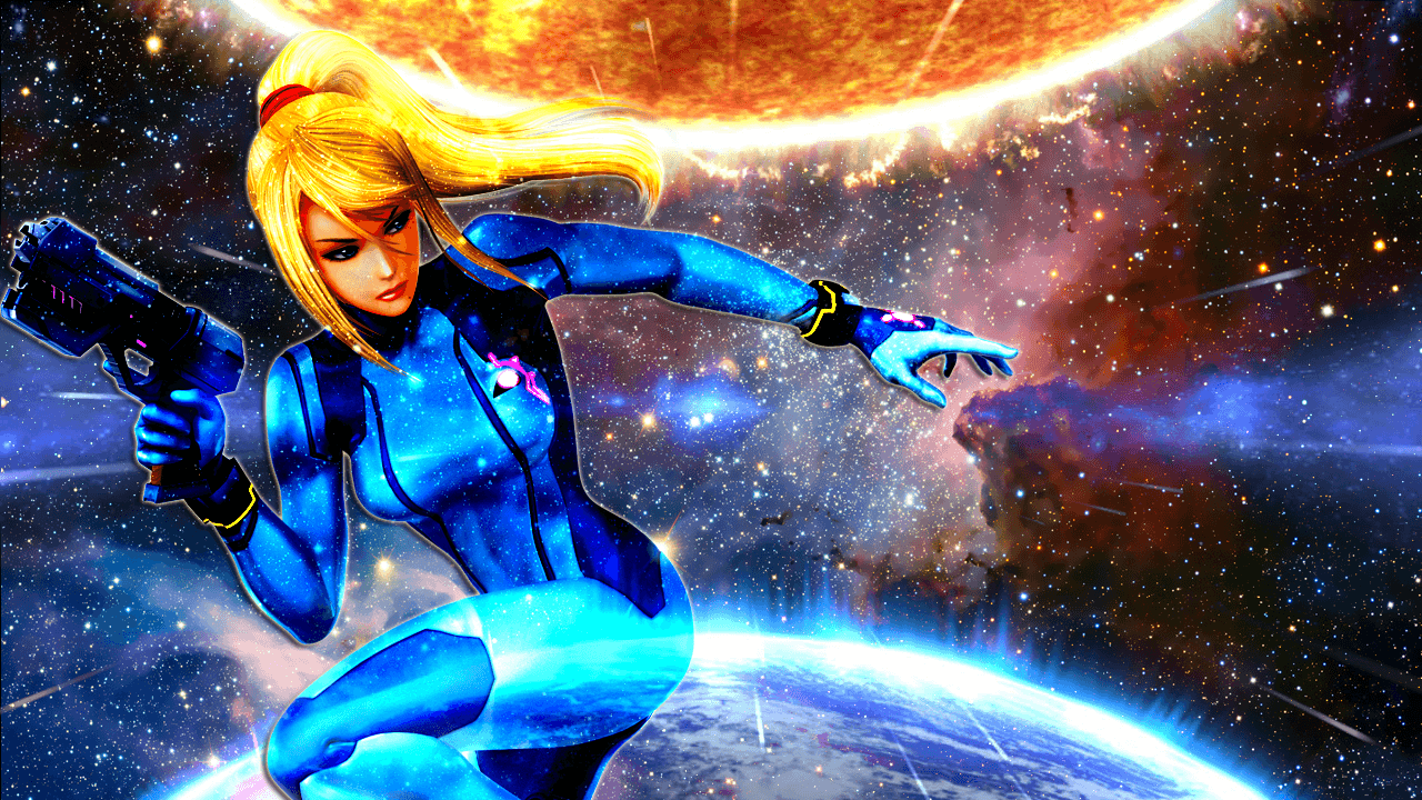 Bigburt 2019hd: Zero Suit Samus Aran HD 1080 Wallpapers