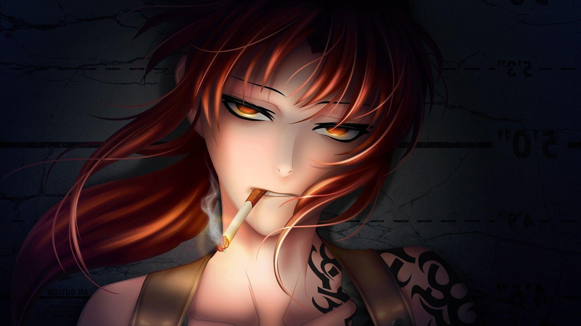 Black Lagoon Revy Wallpapers HD ·①