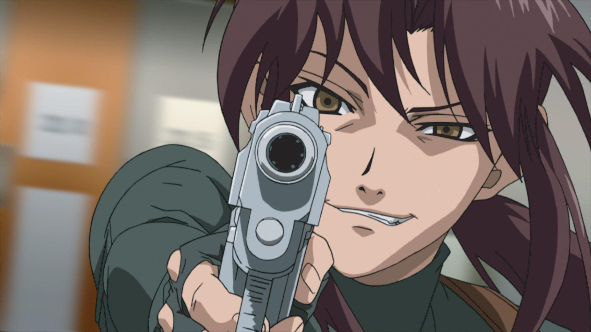 Black Lagoon HD Wallpapers
