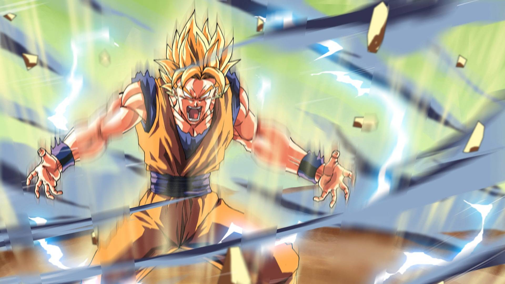 Dragon Ball Z Wallpapers Kamehameha Wallpaper Cave