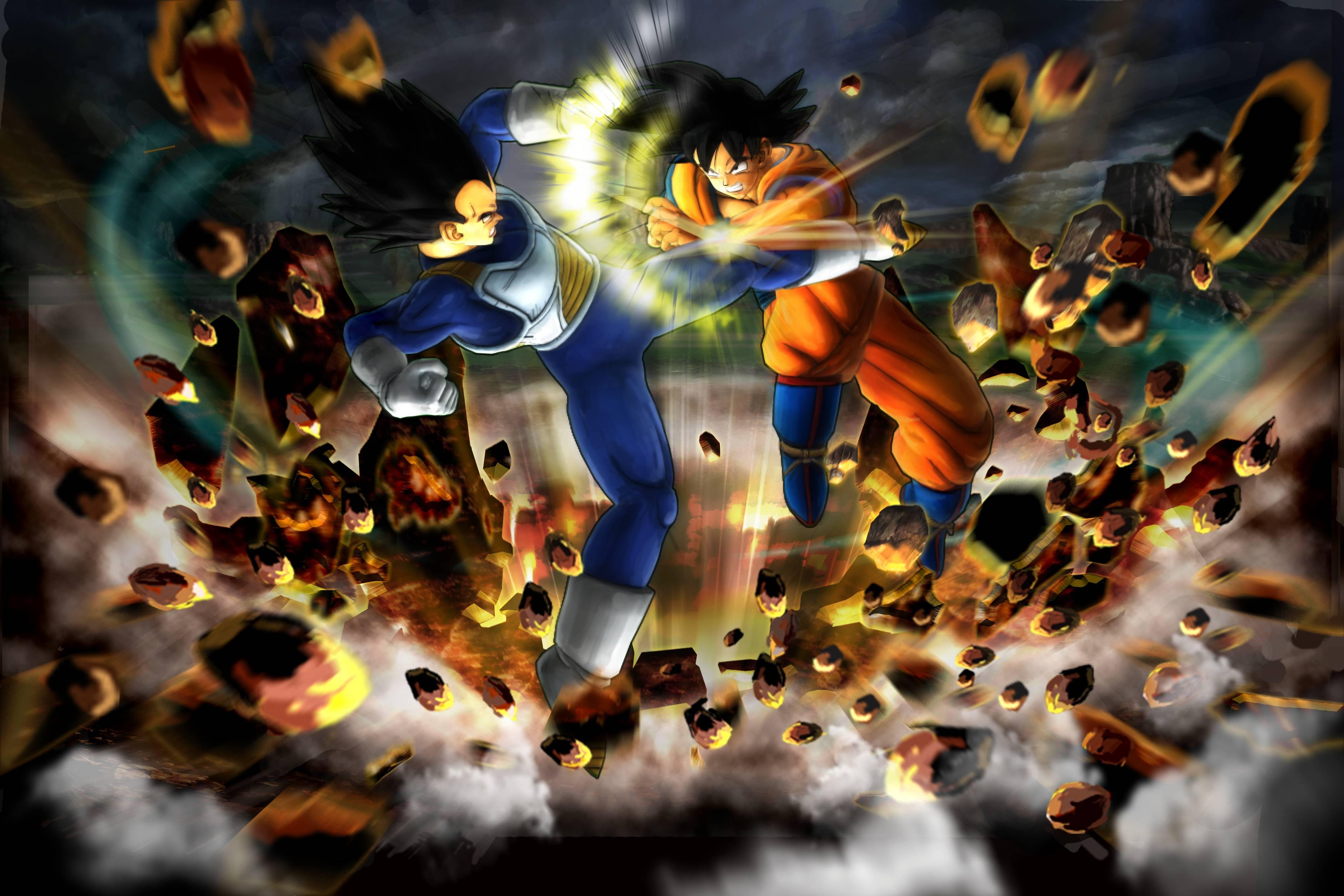 Dragon Ball Z Wallpapers Kamehameha Wallpaper Cave