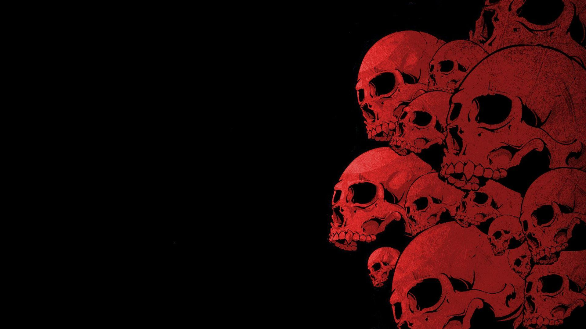 Red Skull Wallpapers Wallpaper Cave