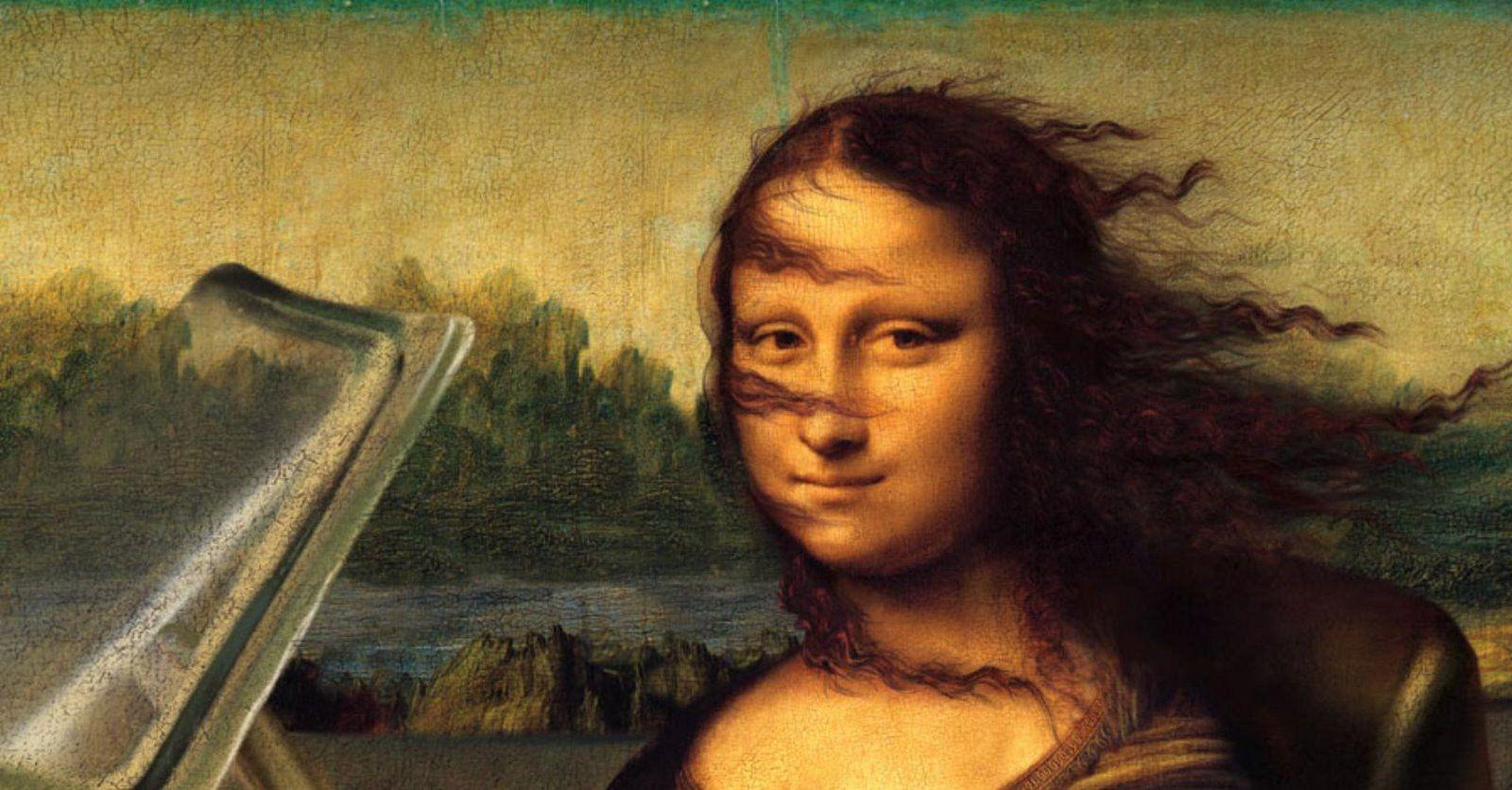 Monalisa Painting HD Wallpapers - Wallpaper Cave