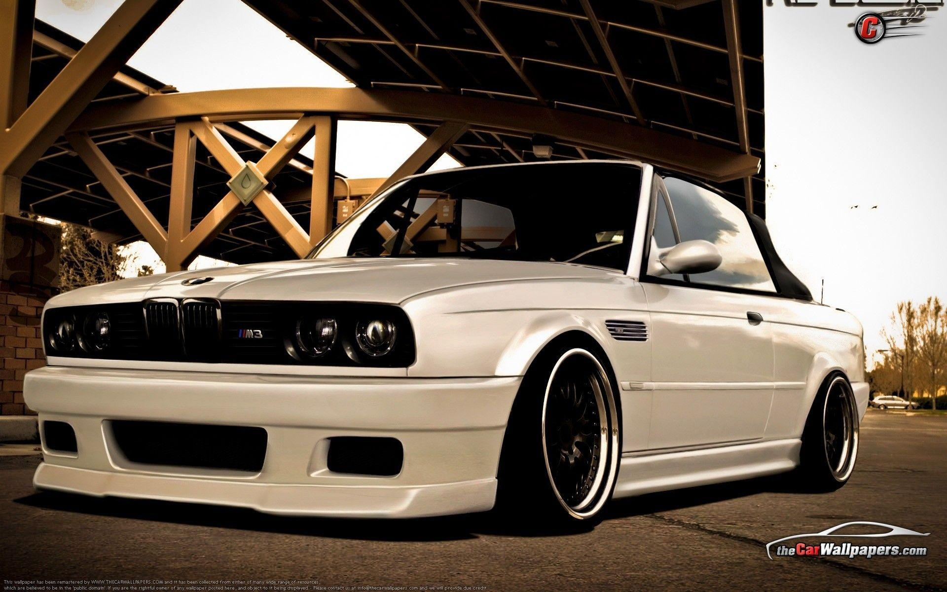 Bmw E30 Stance Wallpapers Wallpaper Cave