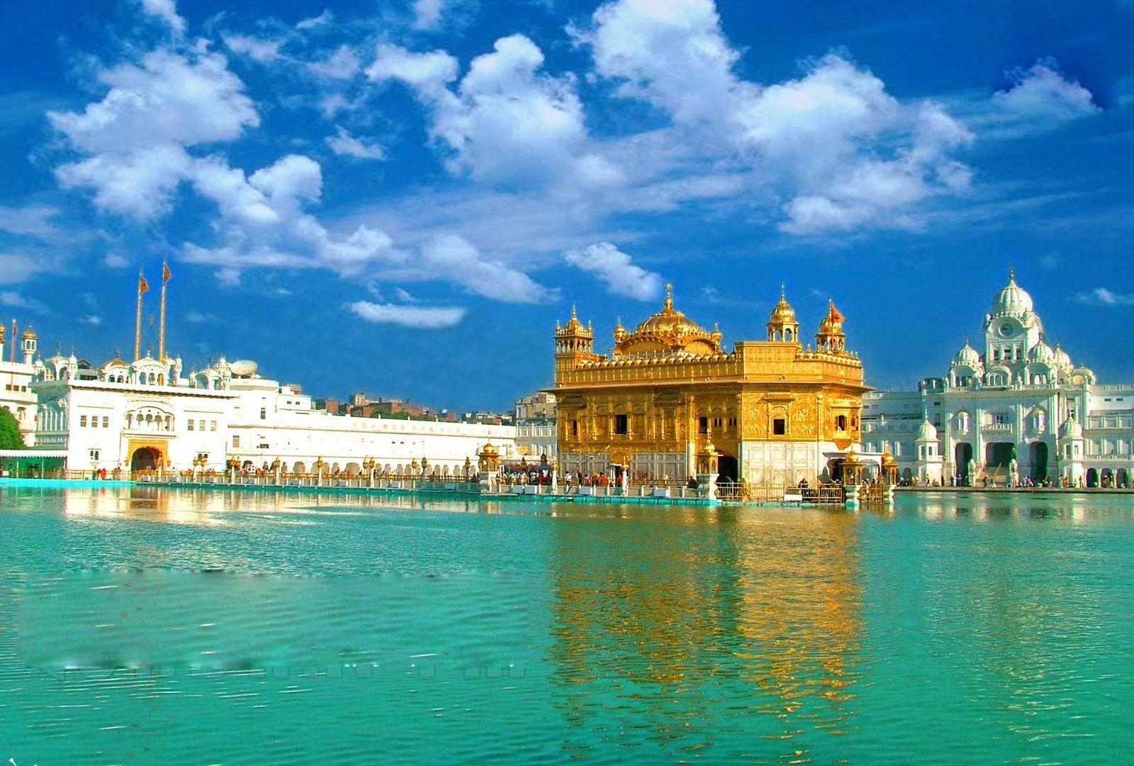 Sikh Tag wallpapers: Golden Temple Punjab Amritsar Sikh Wallpapers