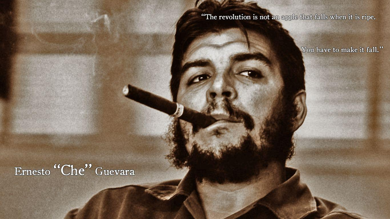 Che Guevara Wallpapers With Quotes Best Hd Wallpaper