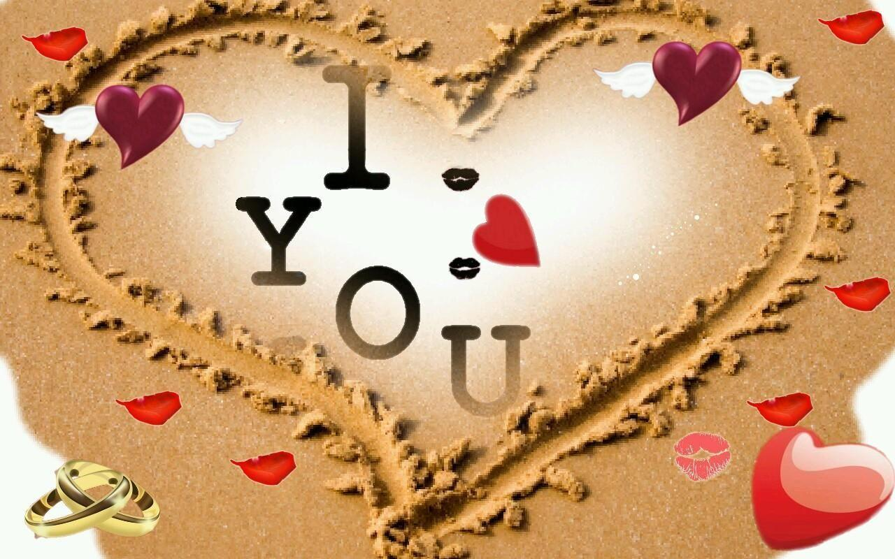 Download I Love You S wallpapers to your cell phone - lv us | All .