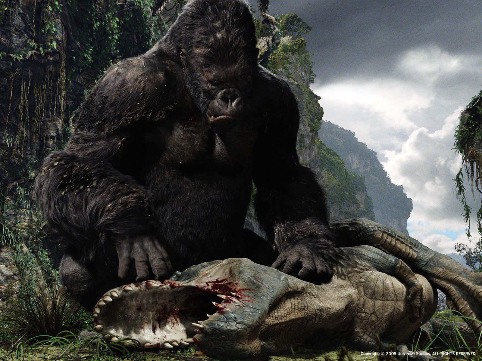 King kong 2005 hd wallpapers wallpaper cave - King kong 2005 hd wallpapers ...