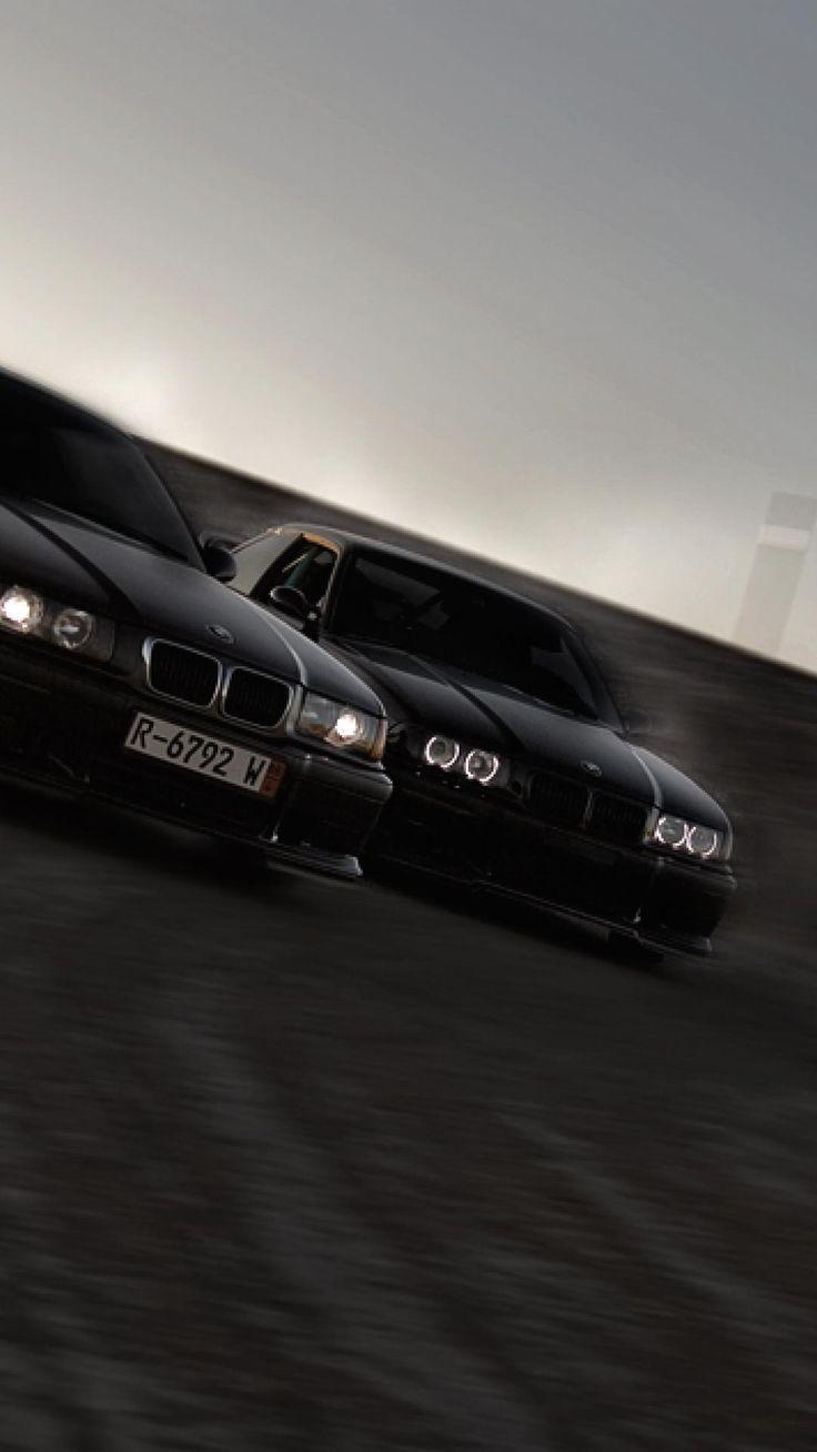 Bmw E36 Drift Wallpapers Wallpaper Cave