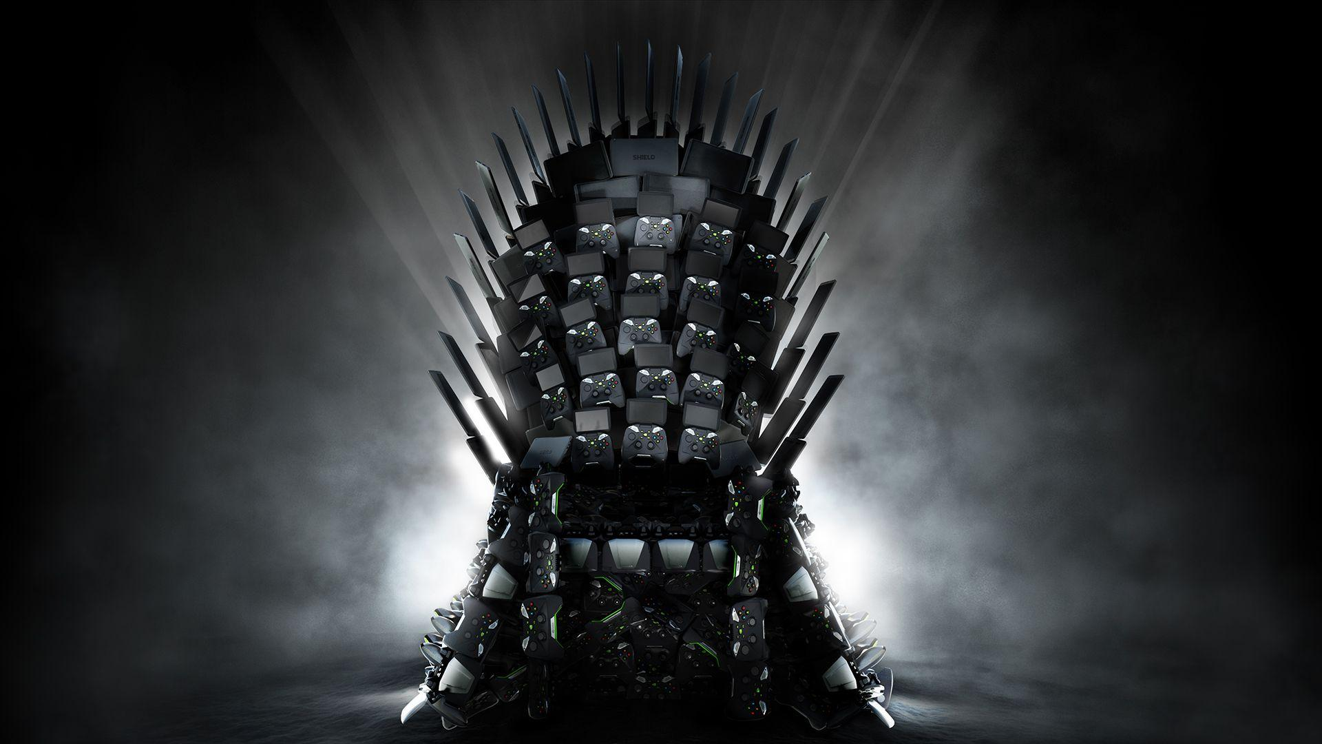 Game Of Thrones Throne Wallpapers Wallpaper Cave