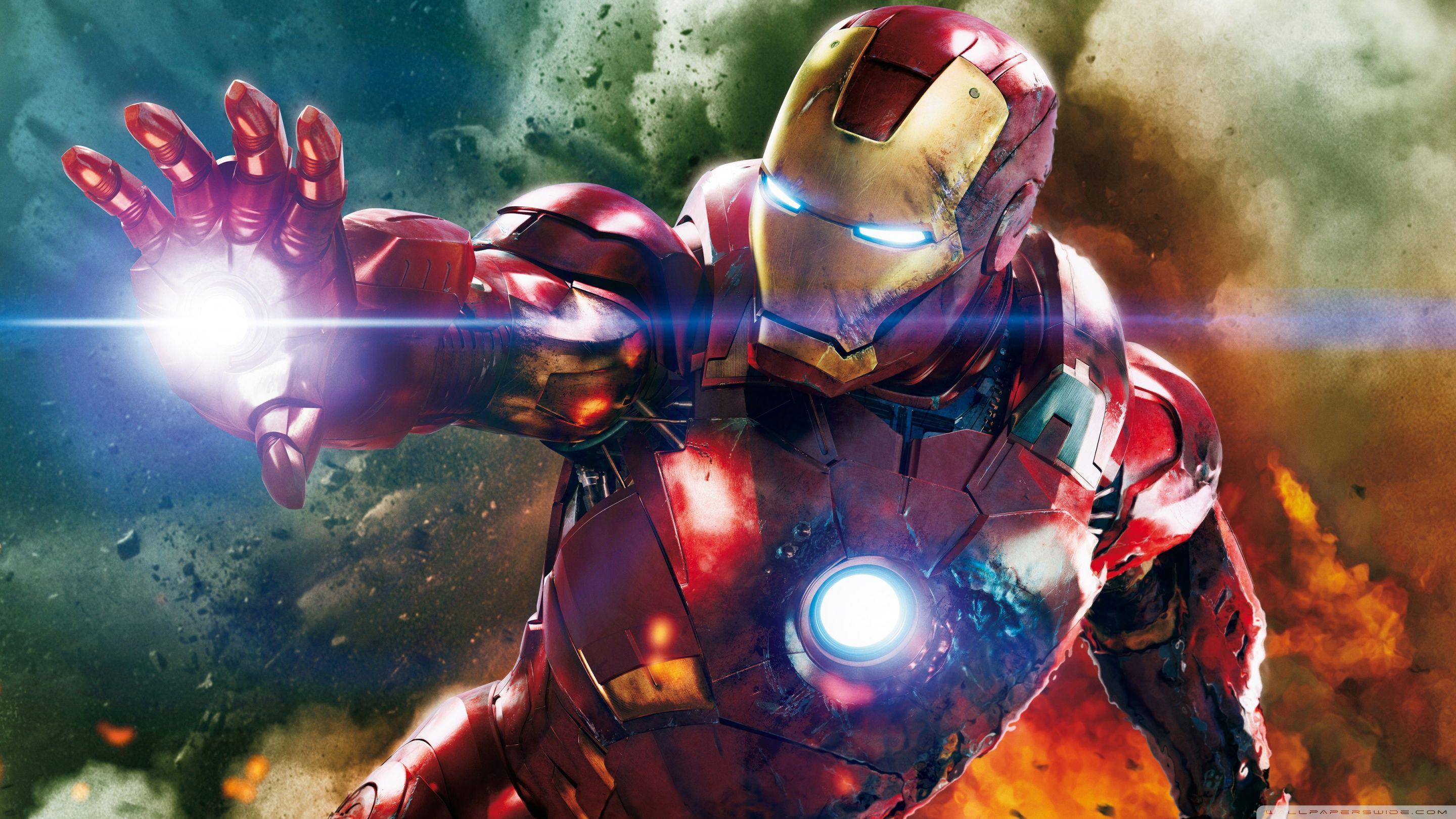 Iron Man Mark 7 Wallpapers Hd Wallpaper Cave