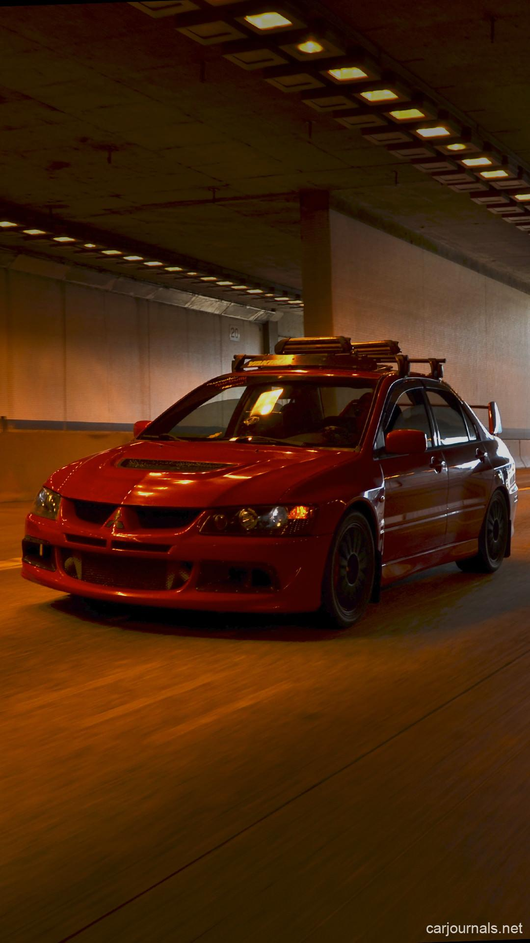 Mitsubishi Evo Wallpapers Phone Wallpaper Cave
