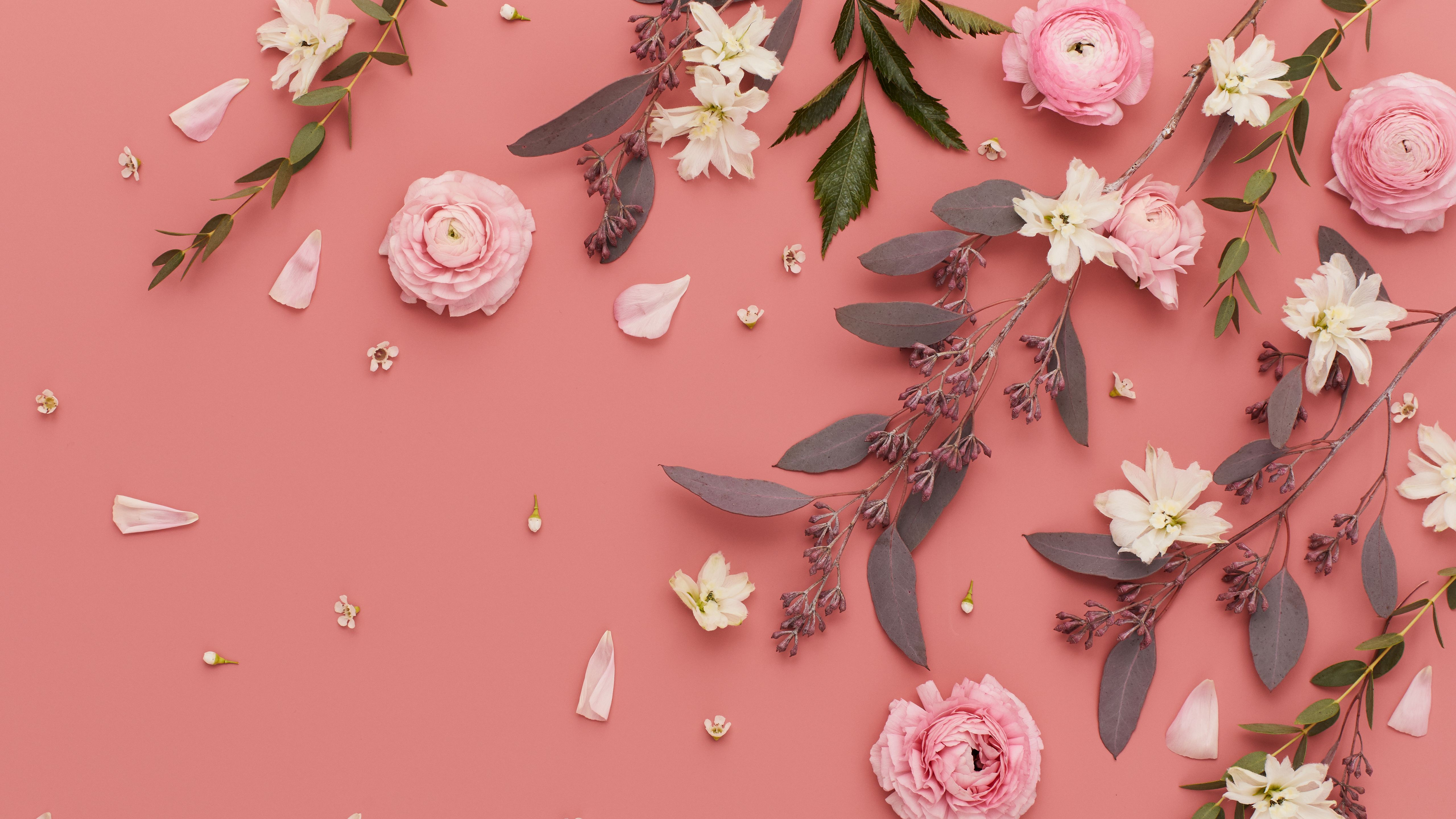 Desktop Pink Wallpapers - Wallpaper Cave