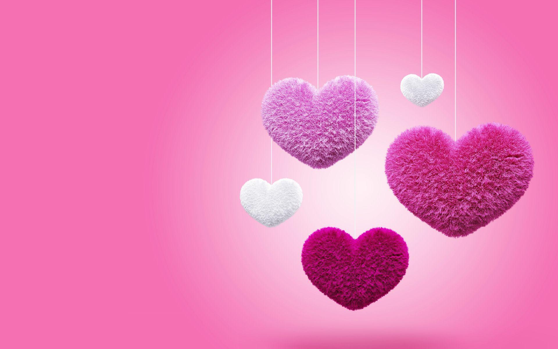 Love Heart Wallpaper Backgrounds 3d Wallpaper Cave