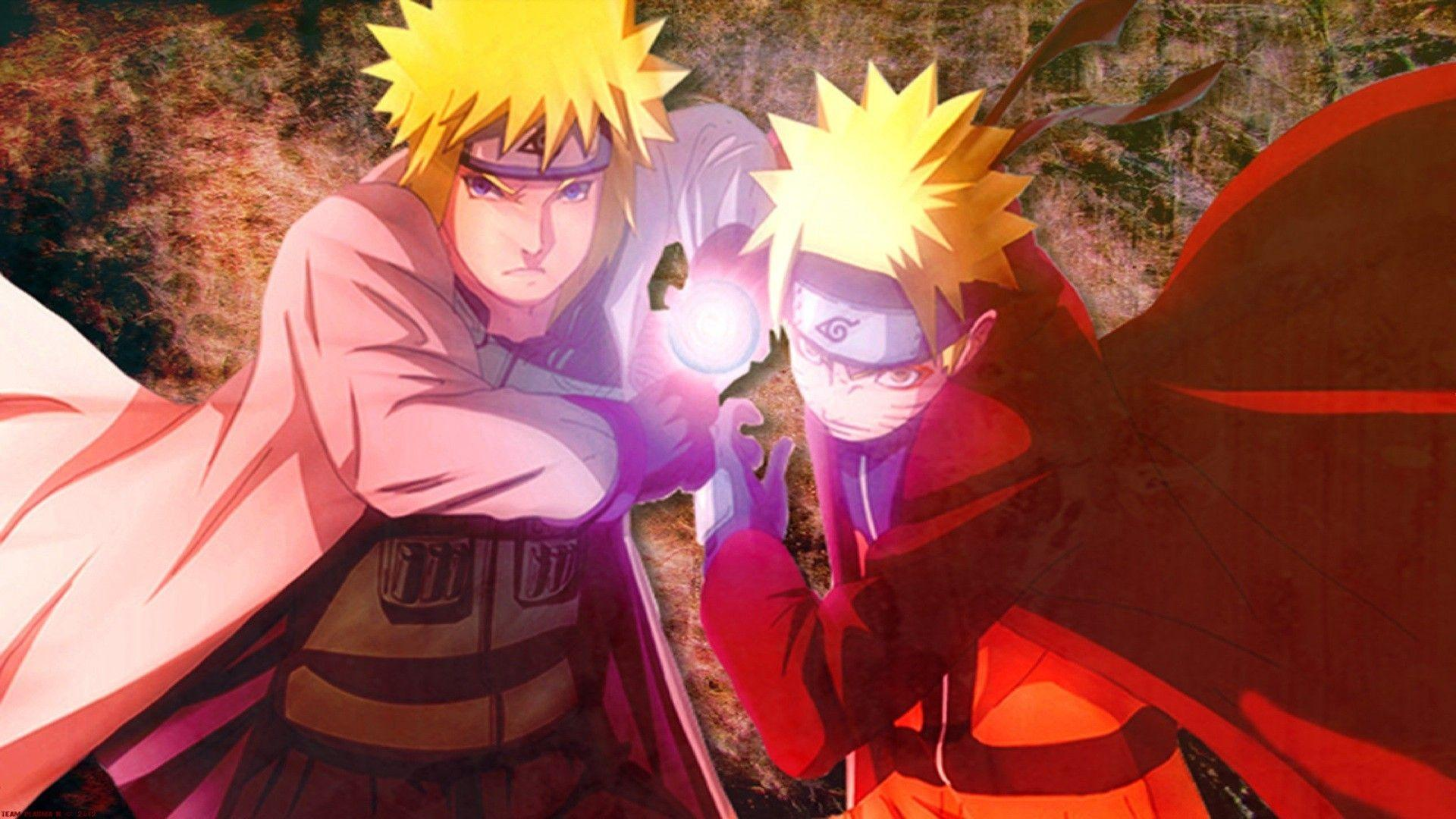 Uzumaki Naruto Sage Mode Wallpapers Hd Wallpaper Cave