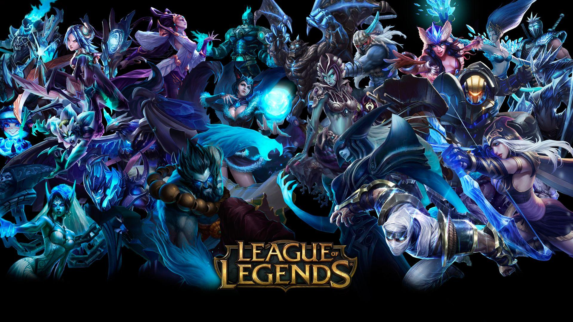 League Of Legends Wallpapers 1920x1080 Wallpaper Cave