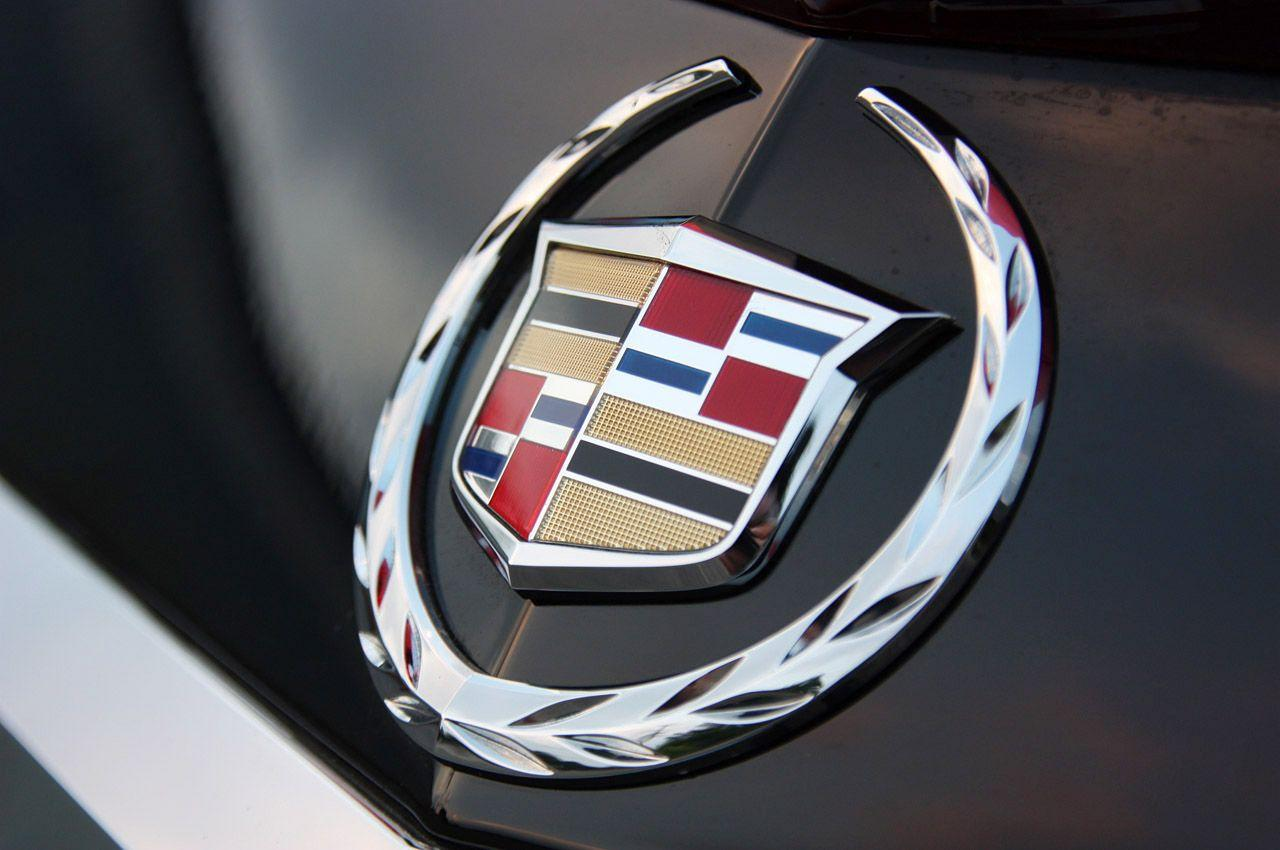 9 HD Cadillac Logo Wallpapers