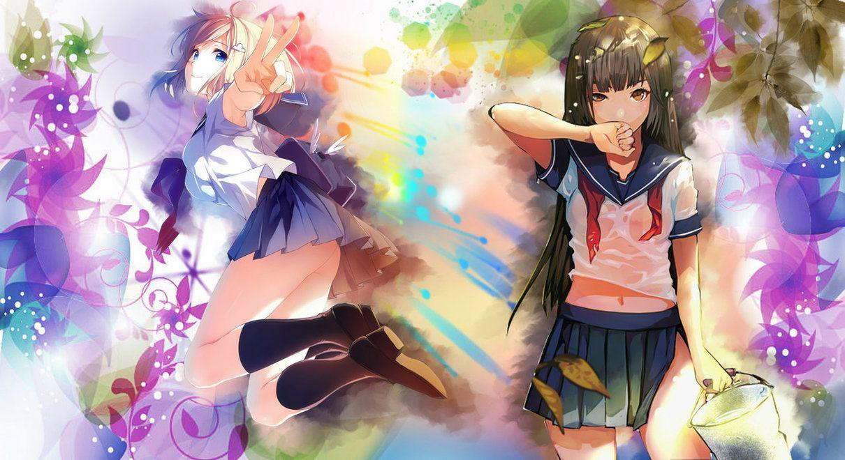 6000+ Wallpaper Anime Hd Deviantart HD Paling Baru