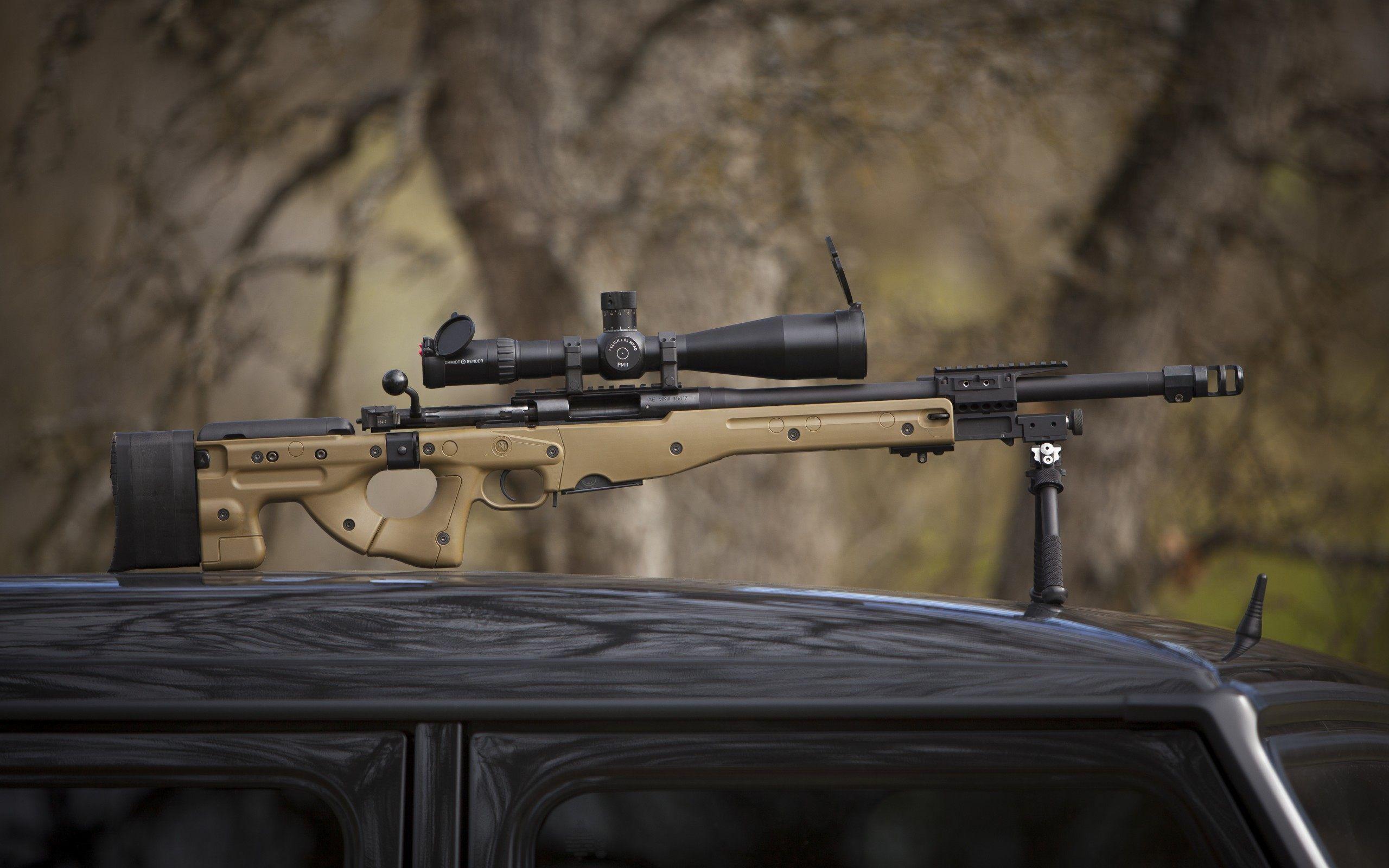 Sniper Rifle Wallpapers - Wallpaper Cave |Sniper Rifle Wallpaper