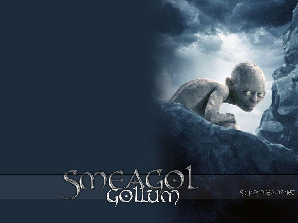 Lord Of The Rings Gollum Wallpapers Wallpaper Cave