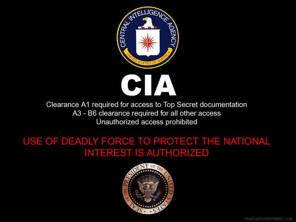Wallpapers Cia
