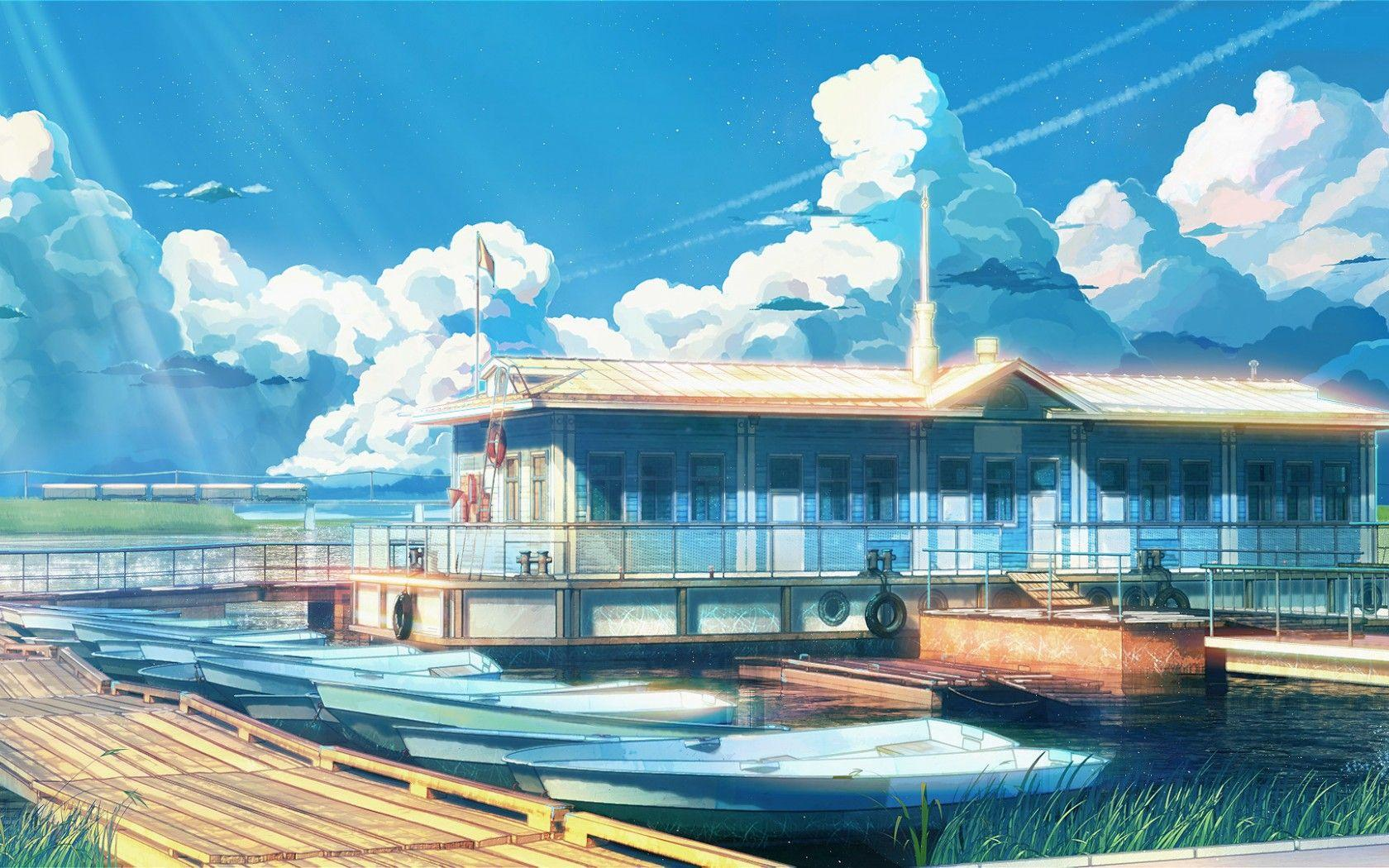 Anime Backgrounds Wallpapers