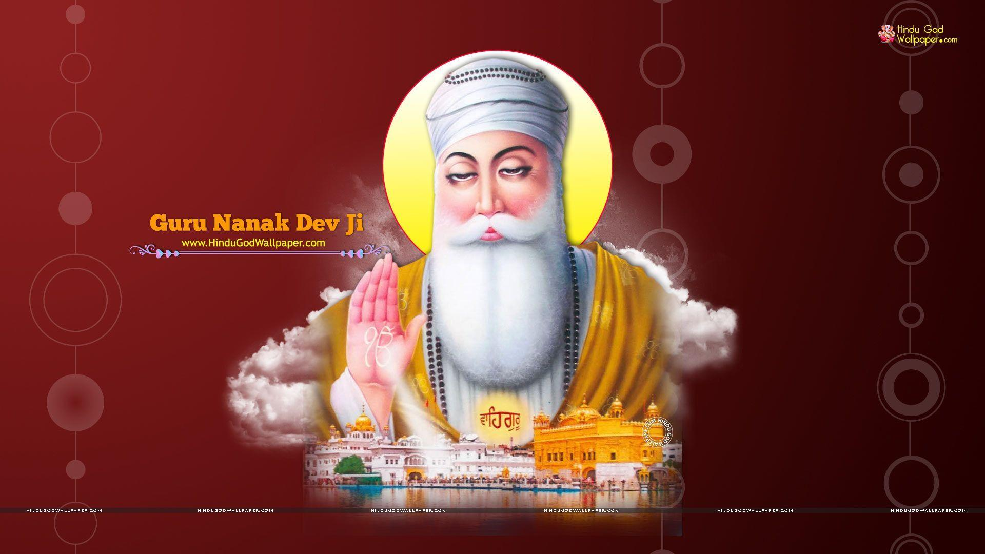 Sikh guru wallpapers hd wallpaper cave - Guru nanak dev ji pics hd ...