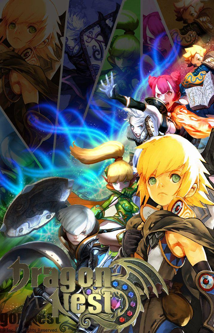 Dragon Nest Mobile Wallpapers Wallpaper Cave