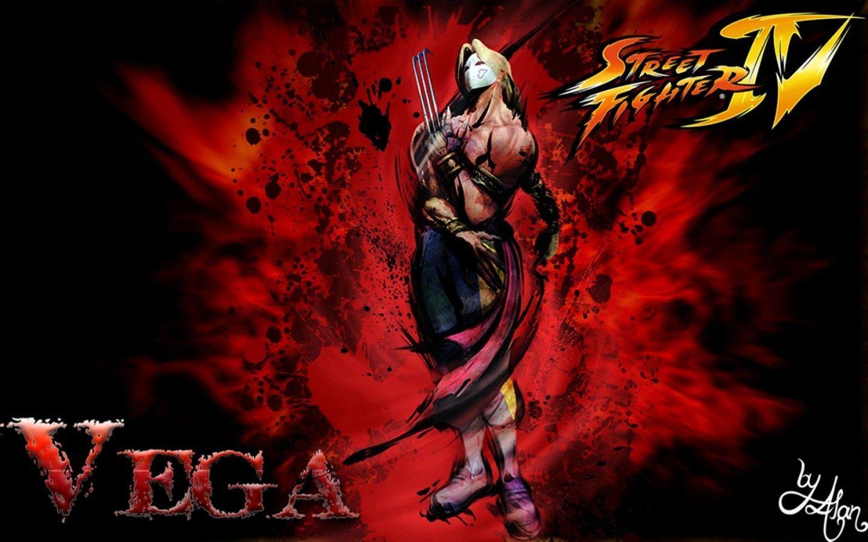 Vega Street Fighter Wallpapers Wallpaper Cave