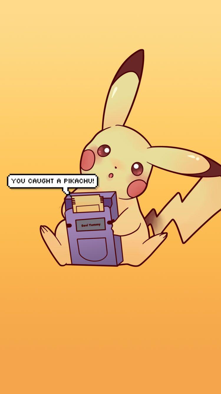 Pikachu Mobile Wallpapers Wallpaper Cave