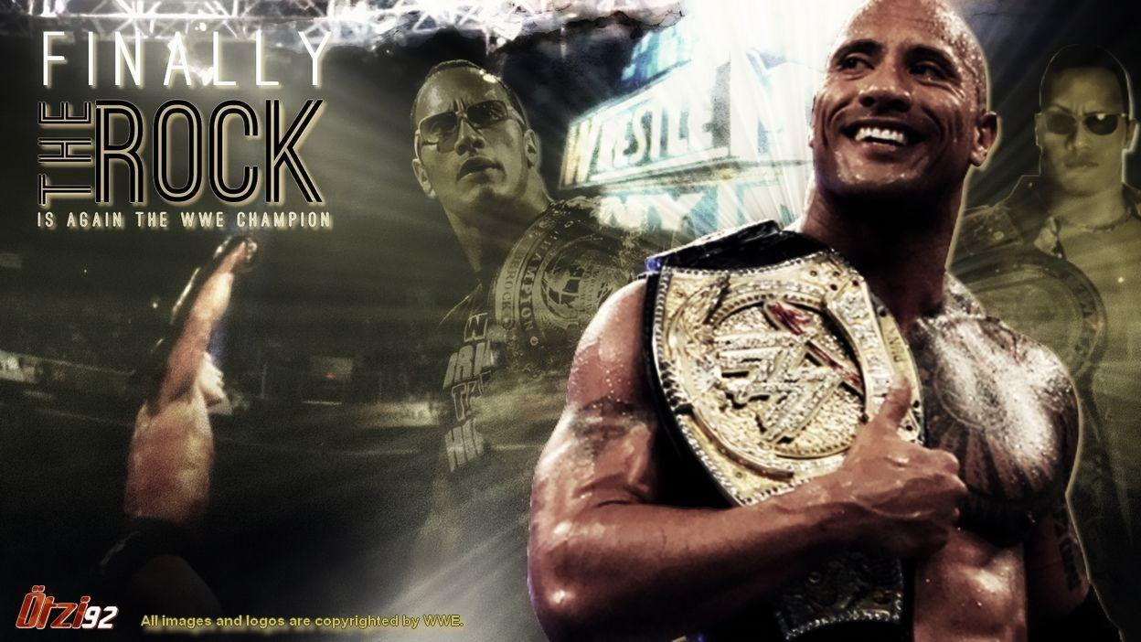 Wallpapers of The Rock