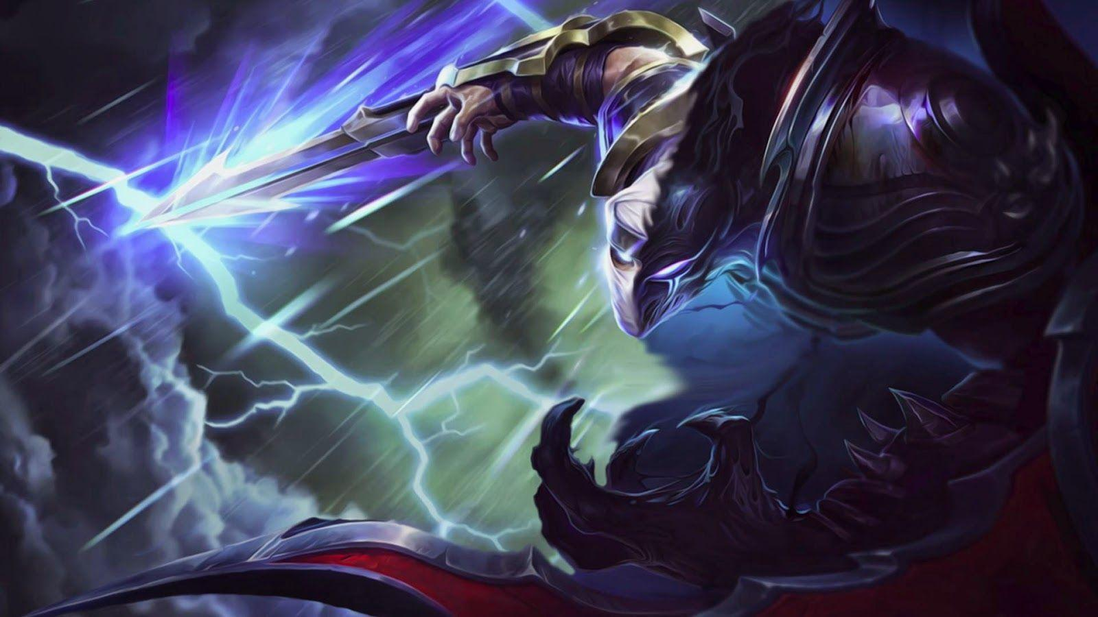 Lol Champion Zed Hd Wallpapers Wallpaper Cave