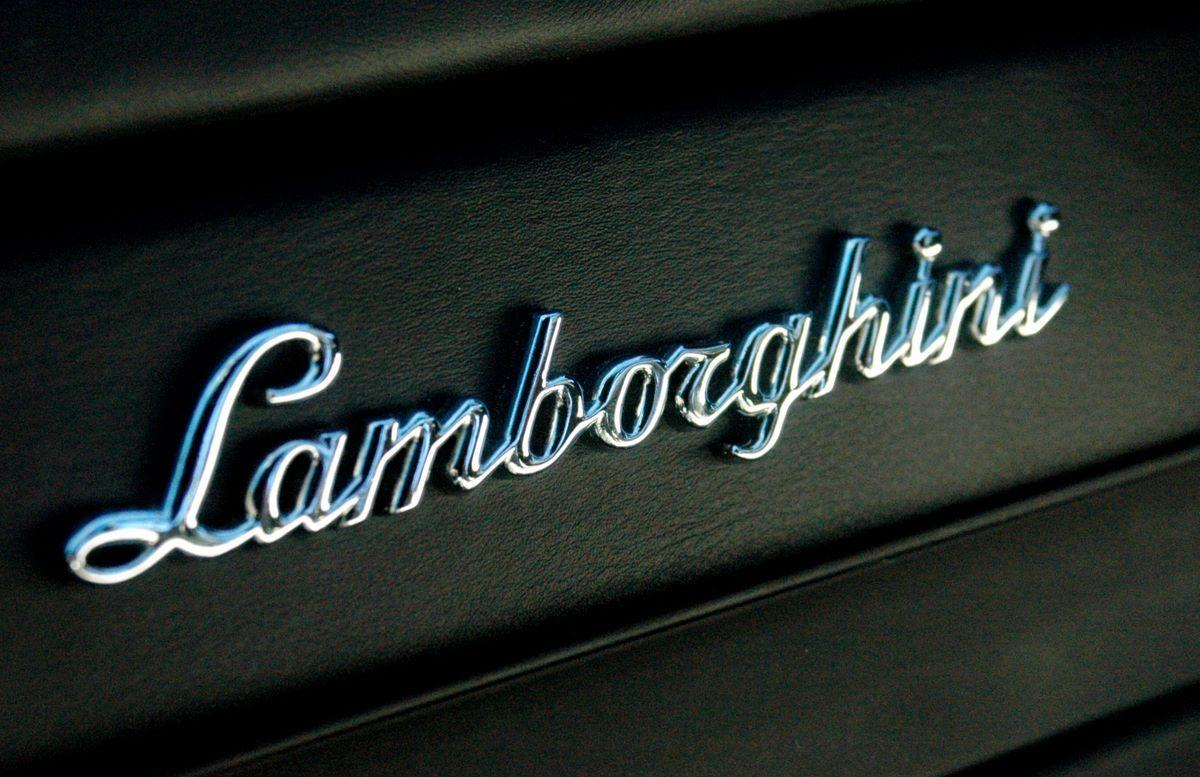 Lamborghini Logo Wallpaper 34