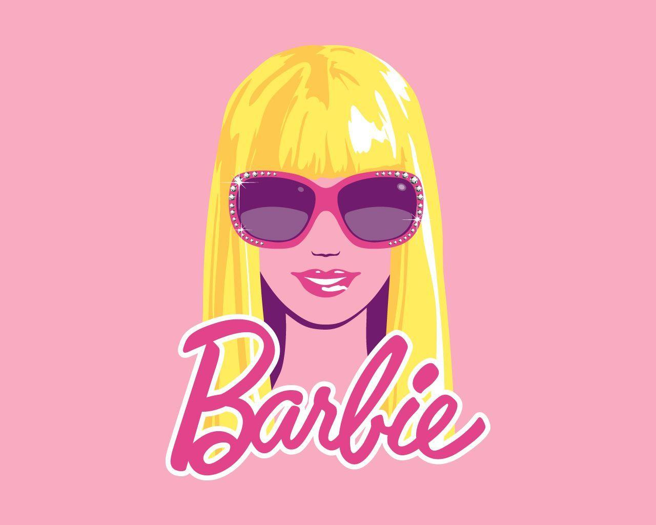 Pink Wallpaper Tumblr Barbie