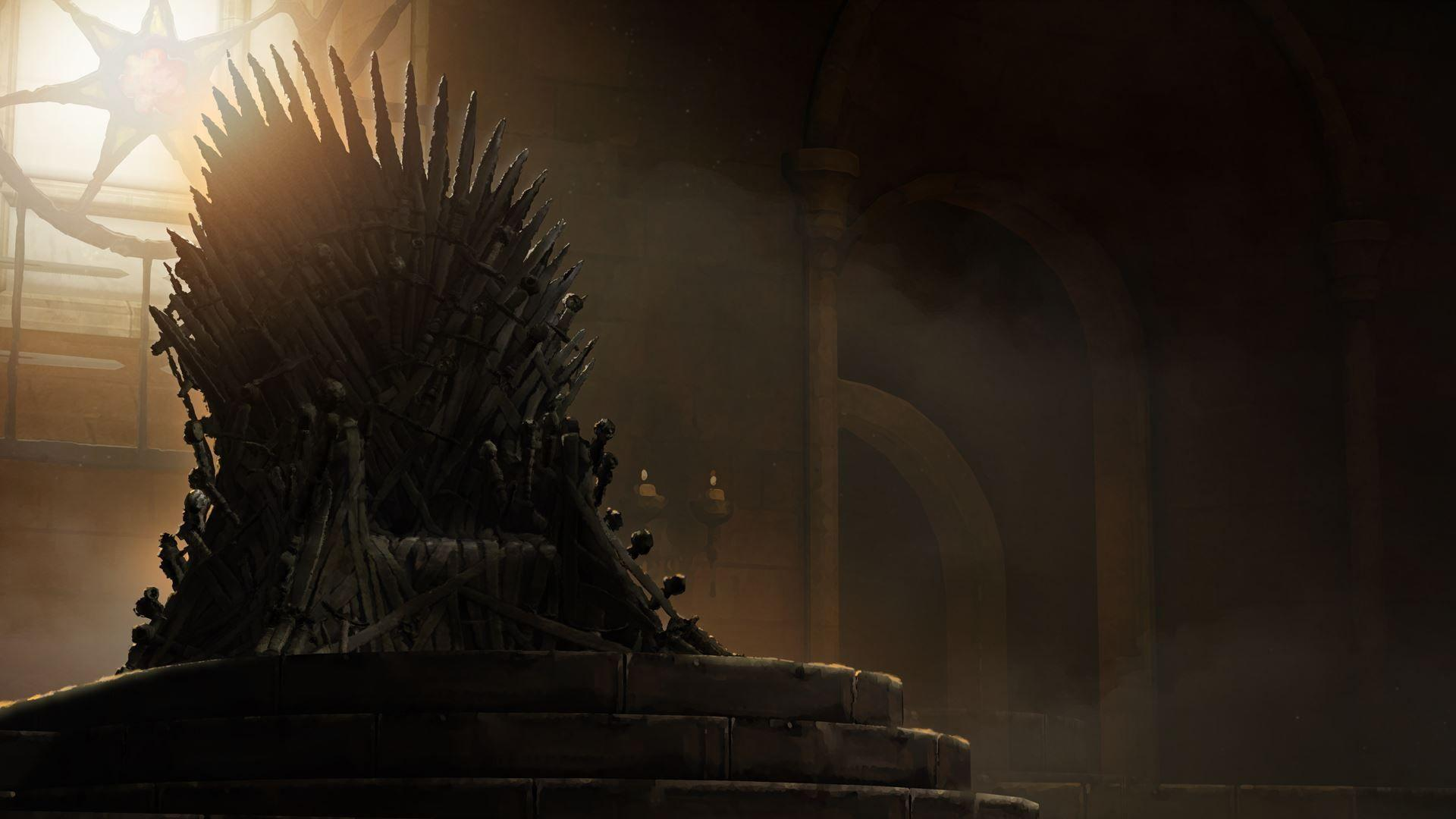 The Iron Throne Wallpapers Wallpaper Cave