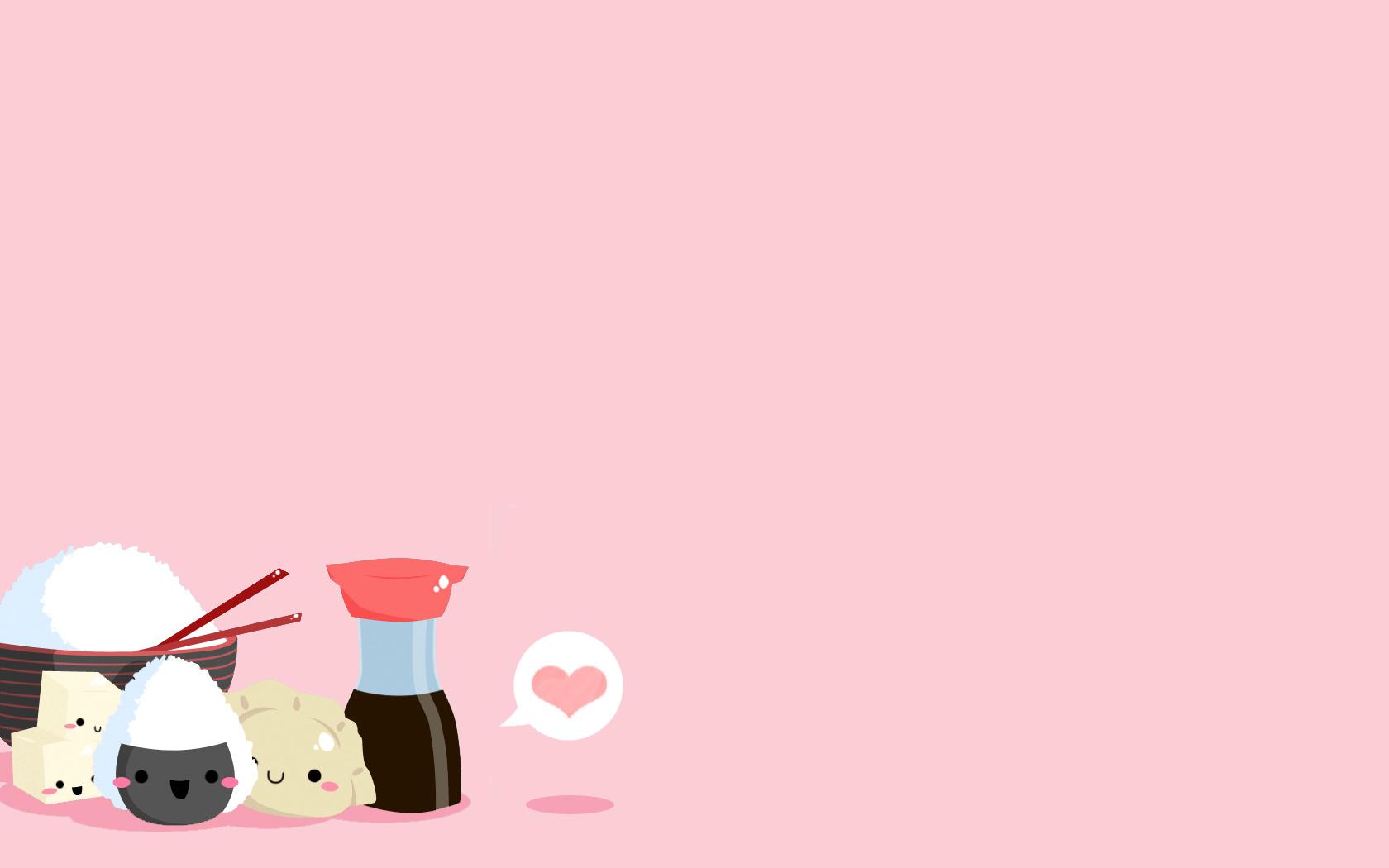 Pink HD Kawaii Wallpapers - Wallpaper Cave