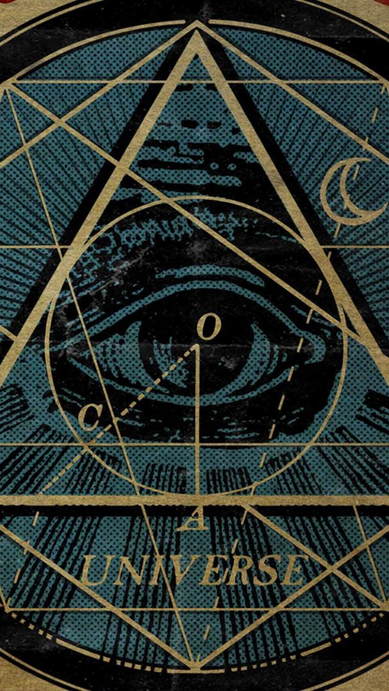 Illuminati Wallpapers HD Iphone