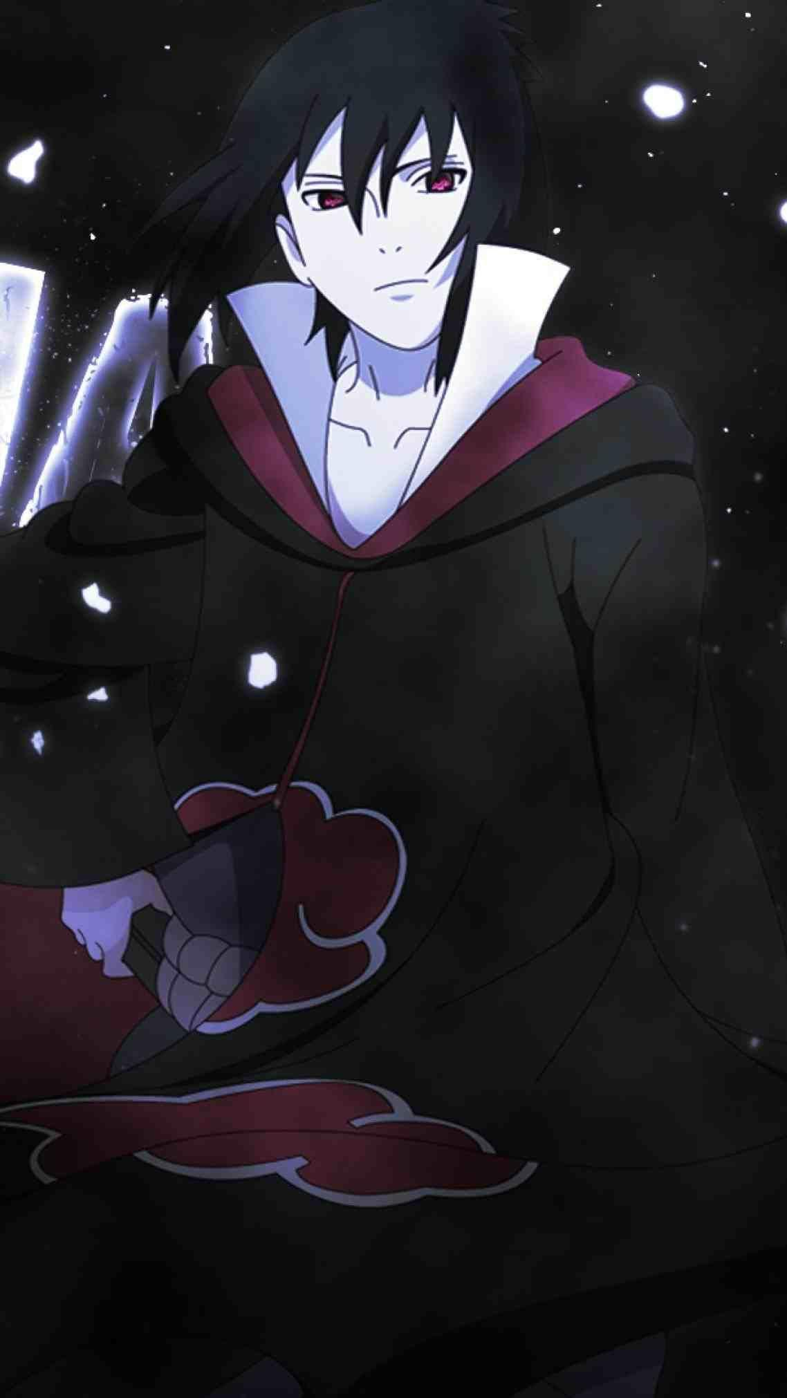 Wallpaper Iphone Sharingan And Rinnegan Eyes Uchiha Hd