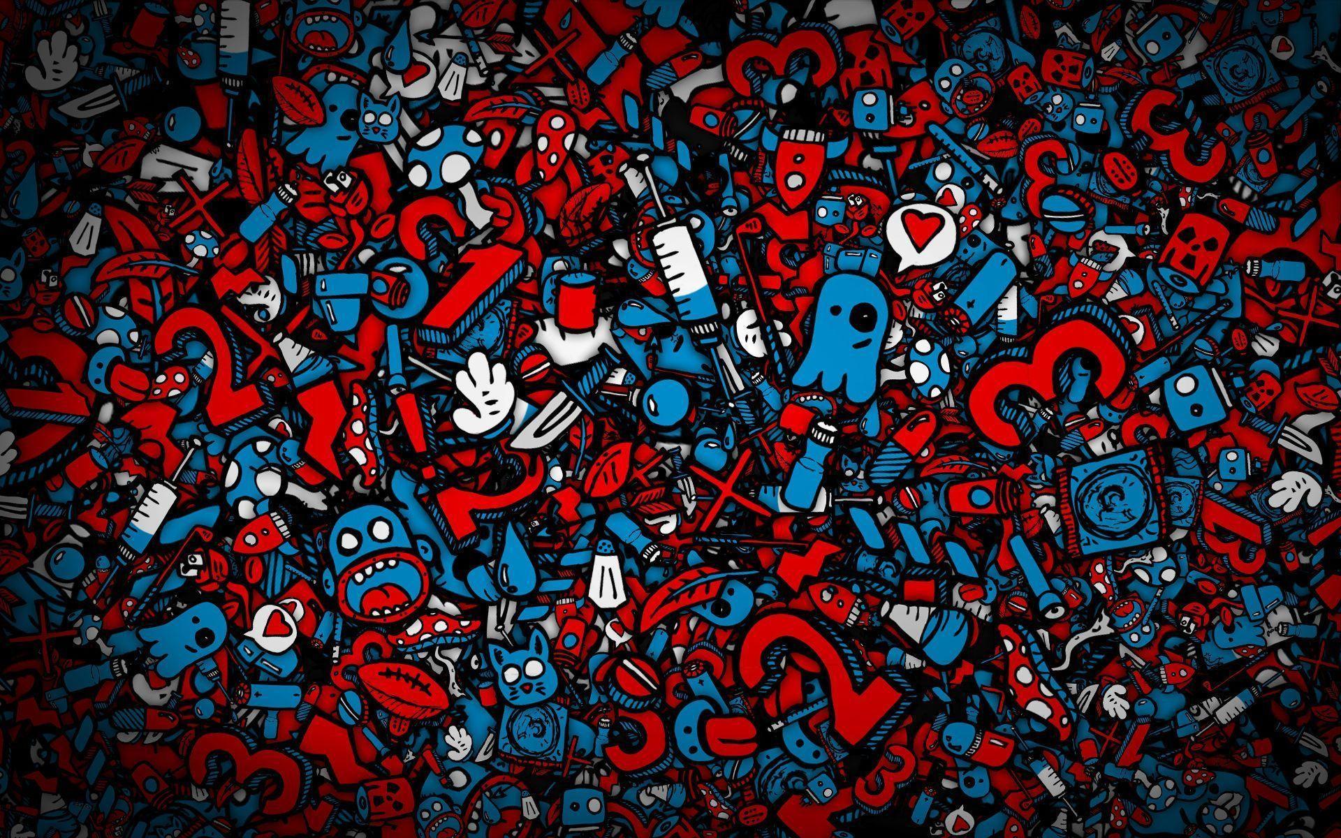 Unduh 300 Wallpaper Asus Grafiti HD