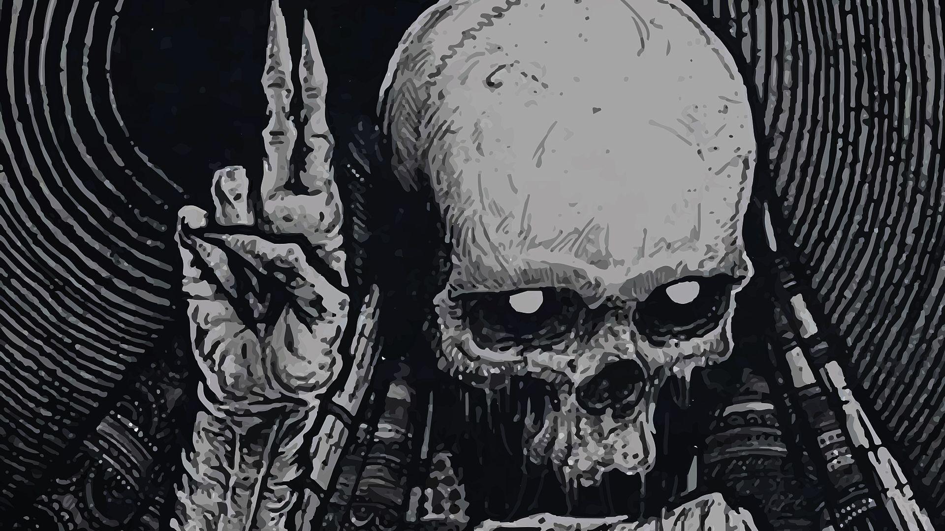 Black Metal Wallpapers HD - Wallpaper Cave