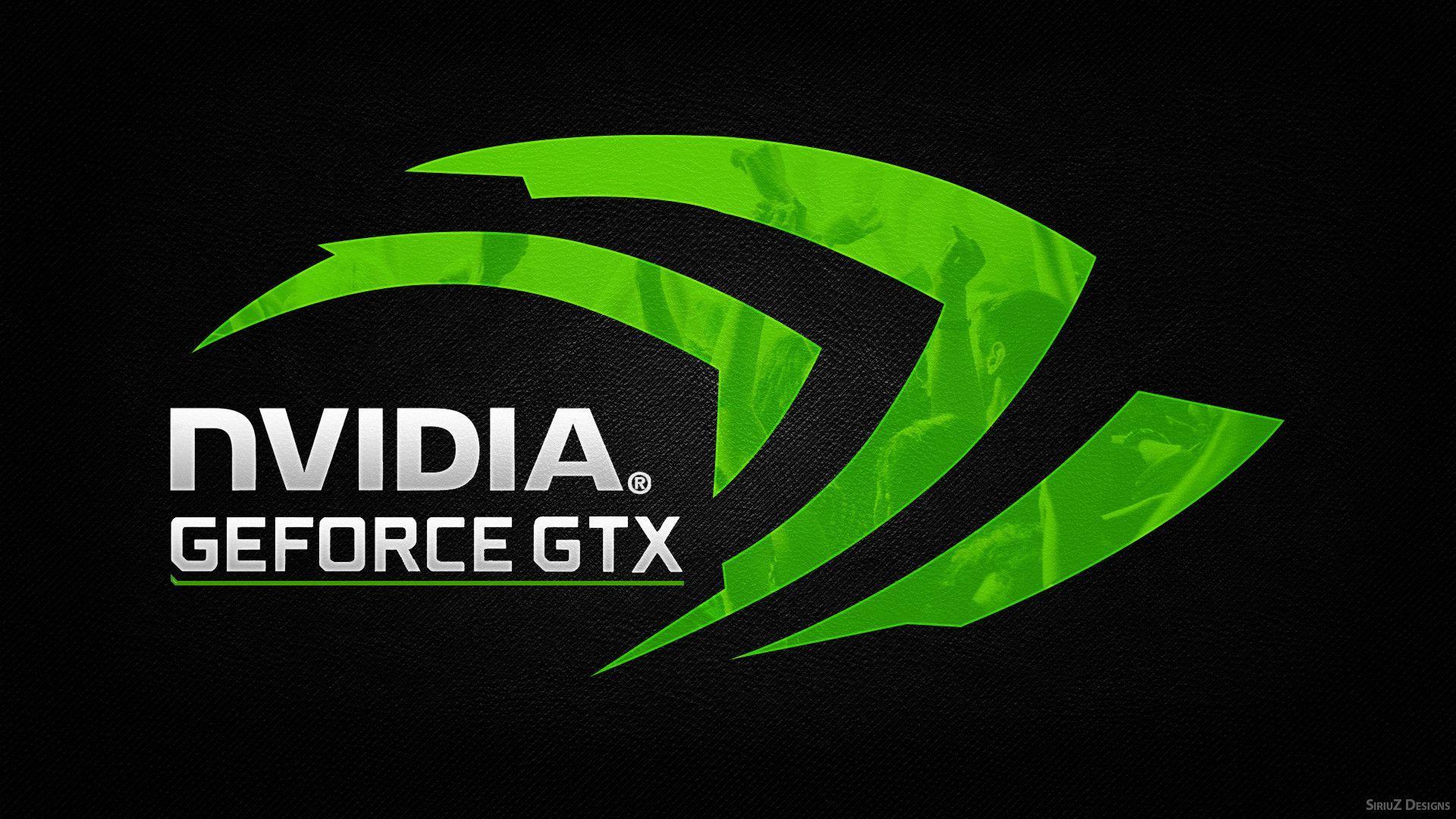 Nvidia Gtx Wallpapers 1920x1080 Wallpaper Cave